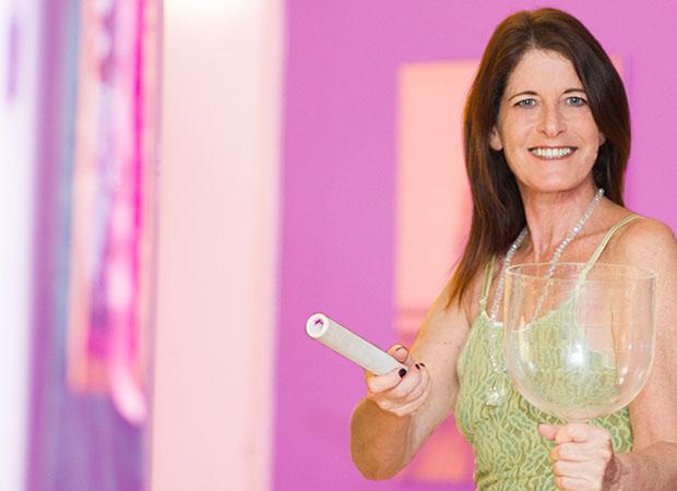 Sheri Kaplan - Slider Group - Energy Healer